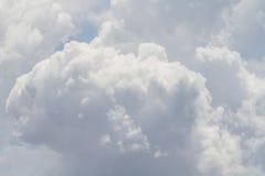 Φαινόμενα μορφής σύννεφων Στοκ φωτογραφίες με δικαίωμα ελεύθερης χρήσης
