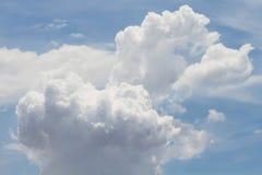Φαινόμενα μορφής σύννεφων Στοκ εικόνες με δικαίωμα ελεύθερης χρήσης