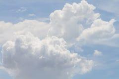 Φαινόμενα μορφής σύννεφων Στοκ φωτογραφία με δικαίωμα ελεύθερης χρήσης
