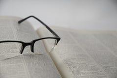 φακοί βιβλίων ανοικτοί στοκ εικόνες με δικαίωμα ελεύθερης χρήσης