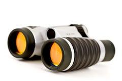 φακοί πορτοκαλί W διοπτρών Στοκ φωτογραφία με δικαίωμα ελεύθερης χρήσης