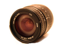 φακός φωτογραφικών μηχανών Στοκ φωτογραφία με δικαίωμα ελεύθερης χρήσης