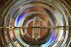 φακός Fresnel Στοκ Φωτογραφίες