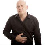 φαλακροί άρρωστοι ατόμων Στοκ Εικόνες