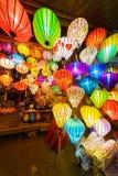 φανάρια βιετναμέζικα Στοκ Εικόνα