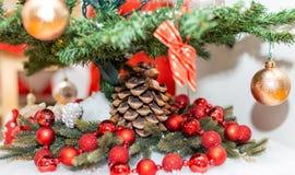 φανάρια βοοειδών διακόσμηση διακοπές Χριστούγεννα στοκ φωτογραφίες