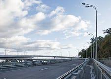 Φανάρια στο δρόμο Στοκ φωτογραφία με δικαίωμα ελεύθερης χρήσης