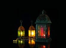 Φανάρια Ramadan Στοκ Φωτογραφία