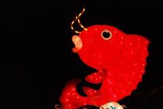 φανάρι κήπων ψαριών Στοκ φωτογραφία με δικαίωμα ελεύθερης χρήσης