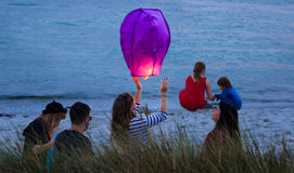 Φανάρι ουρανού Στοκ φωτογραφίες με δικαίωμα ελεύθερης χρήσης