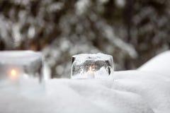 Φανάρι πάγου Στοκ φωτογραφία με δικαίωμα ελεύθερης χρήσης