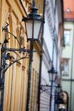 Φανάρι σε Wroclaw, Πολωνία Στοκ Εικόνα