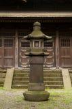 Φανάρι στο japaneese sankei-En κήπων Στοκ Εικόνες