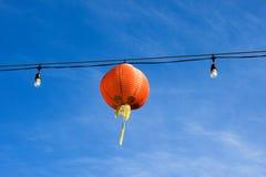 φανάρι της Κίνας στοκ εικόνες με δικαίωμα ελεύθερης χρήσης