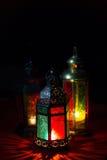 φανάρι ramadan στοκ εικόνες