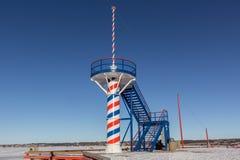 φανείτε έξω πύργος Στοκ εικόνα με δικαίωμα ελεύθερης χρήσης