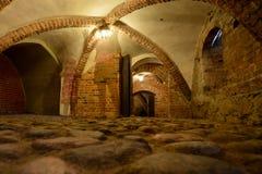 Φαντάσματα στο κάστρο στοκ φωτογραφίες