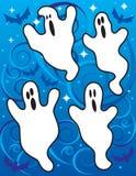 φαντάσματα Απεικόνιση αποθεμάτων