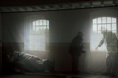 Φαντάσματα στοκ φωτογραφίες
