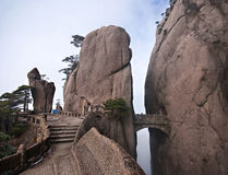 φαντασία γεφυρών Στοκ εικόνες με δικαίωμα ελεύθερης χρήσης
