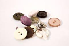 φαντασία κουμπιών Στοκ Φωτογραφίες