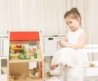 Φαντασία παιδιών ή έννοια δημιουργικότητας Στοκ Εικόνα