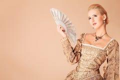 φαντασία φορεμάτων σφαιρών Στοκ Εικόνες