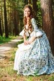 φαντασία φορεμάτων Στοκ Φωτογραφία