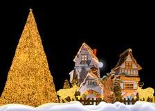 φαντασία Χριστουγέννων Στοκ Φωτογραφία
