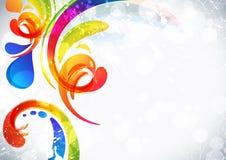 φαντασία χρώματος Στοκ Φωτογραφία