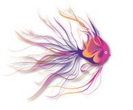 Φανταστικά ψάρια Στοκ φωτογραφία με δικαίωμα ελεύθερης χρήσης