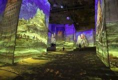 Φανταστικός και θαυμάσιος κόσμος Bosch, Brueghel και Arcimboldo Στοκ φωτογραφία με δικαίωμα ελεύθερης χρήσης
