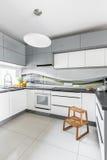 Φανταστικό σχέδιο κουζινών Στοκ εικόνες με δικαίωμα ελεύθερης χρήσης
