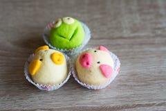 Φανταχτερά μπισκότα Στοκ εικόνες με δικαίωμα ελεύθερης χρήσης