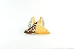 Φανταχτερά μπισκότα Στοκ φωτογραφία με δικαίωμα ελεύθερης χρήσης