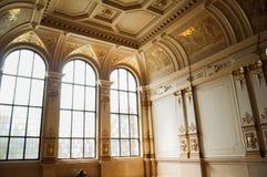 Φανταχτερή αίθουσα Στοκ Φωτογραφίες