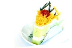Φανταχτερό κέικ Sweety Στοκ φωτογραφίες με δικαίωμα ελεύθερης χρήσης