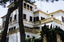 Φανταχτερό σπίτι σε Palma Majorca Στοκ Εικόνες