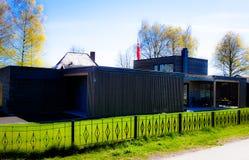 φανταχτερό σπίτι Στοκ Φωτογραφίες