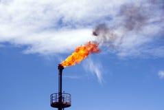 Φανός πετρελαίου στοκ εικόνα