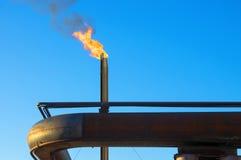 Φανός πετρελαίου στοκ εικόνες με δικαίωμα ελεύθερης χρήσης
