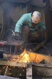 φανός πυρκαγιάς στοκ φωτογραφία