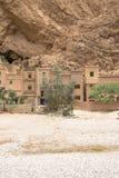 Φαράγγια Todra στο Μαρόκο στοκ φωτογραφίες