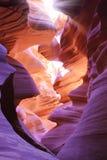 Φαράγγι αντιλοπών, ΗΠΑ Στοκ Φωτογραφίες