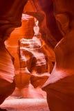 Φαράγγι αντιλοπών, Αριζόνα, ΗΠΑ Στοκ εικόνες με δικαίωμα ελεύθερης χρήσης