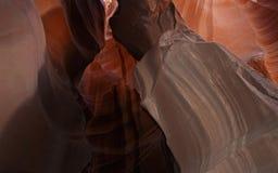 Φαράγγι αντιλοπών, Αριζόνα, ΗΠΑ Στοκ Εικόνες