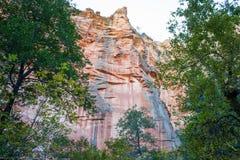 Φαράγγι απότομων βράχων Sedona Στοκ Φωτογραφία