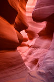Φαράγγι Αριζόνα ΗΠΑ αντιλοπών Στοκ εικόνα με δικαίωμα ελεύθερης χρήσης