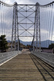 φαράγγι γεφυρών βασιλικό Στοκ φωτογραφία με δικαίωμα ελεύθερης χρήσης