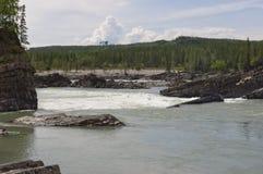 Φαράγγι δινών, Π.Χ., Καναδάς Στοκ εικόνα με δικαίωμα ελεύθερης χρήσης